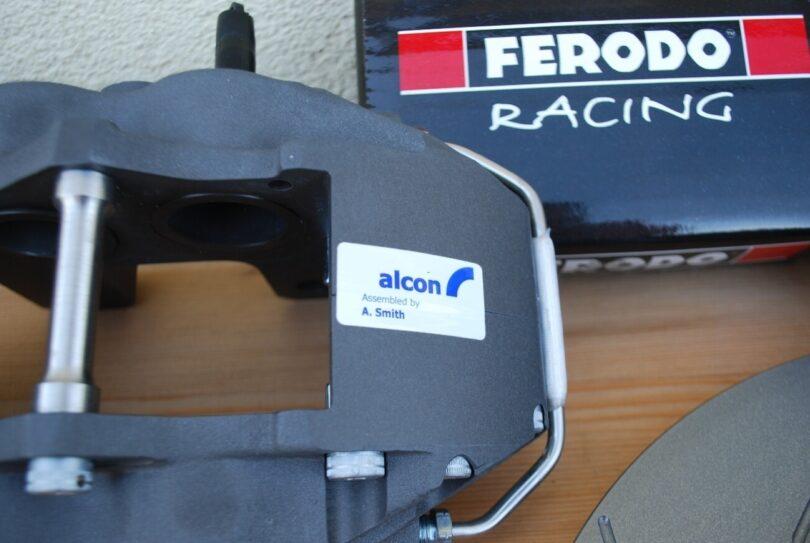 Tenica freni impianto Alcon3 3