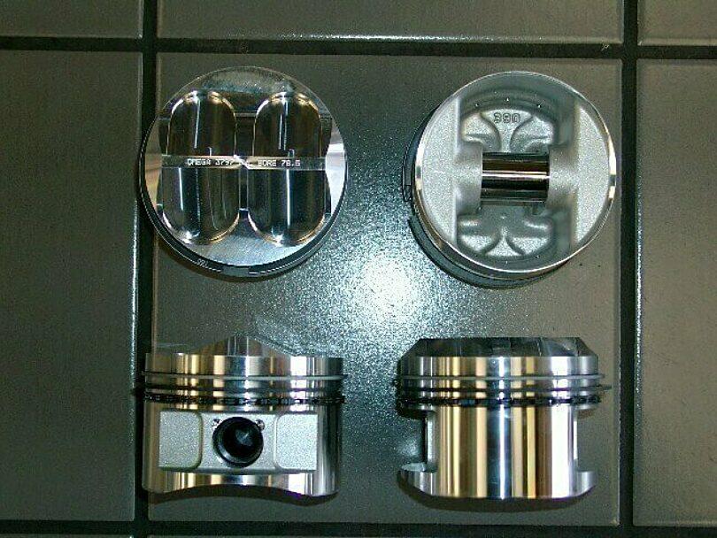 Pistons GMC
