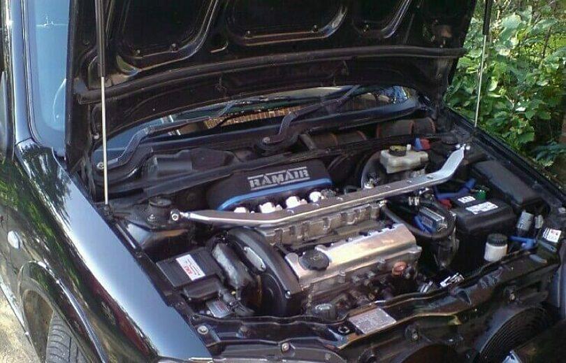 Tecnica motore 4 farf con filtro spugna