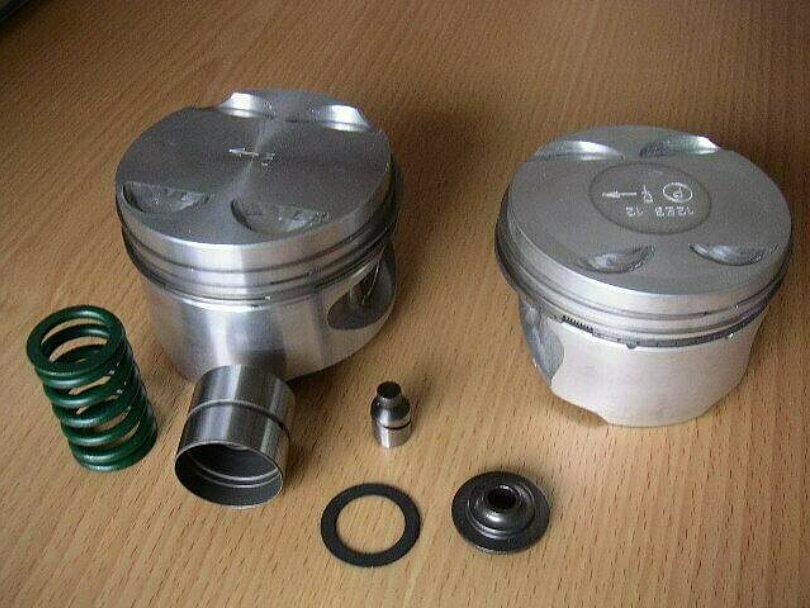 Tecnica motore Pistone CS 1b