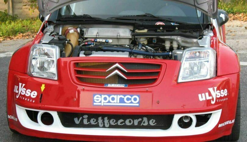 Tecnica motore asp C2 Super 1600