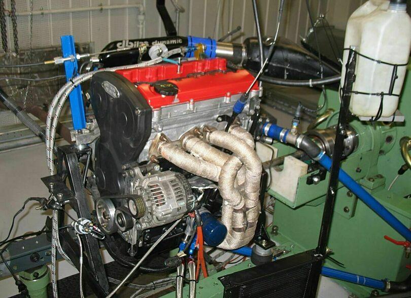Tecnica motore aspirazione Dbilas test 2