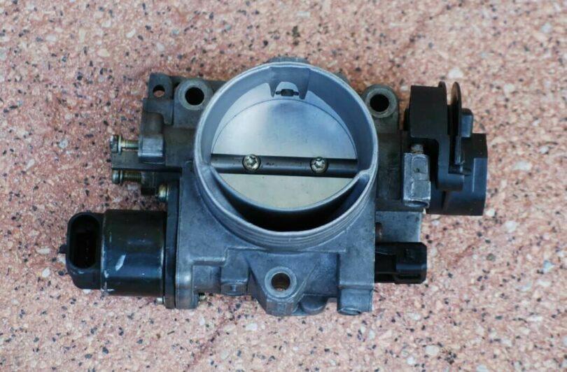 Tecnica motore aspirazione corpo farf 54 mm