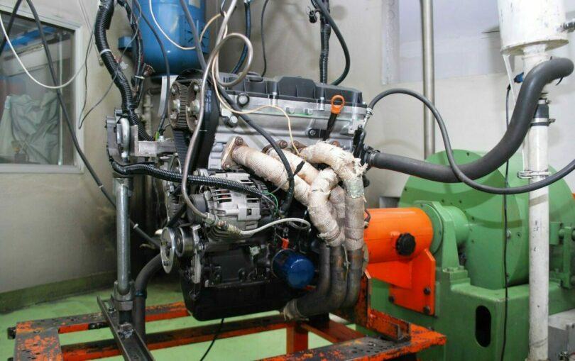 Tecnica motore banco prova 1b
