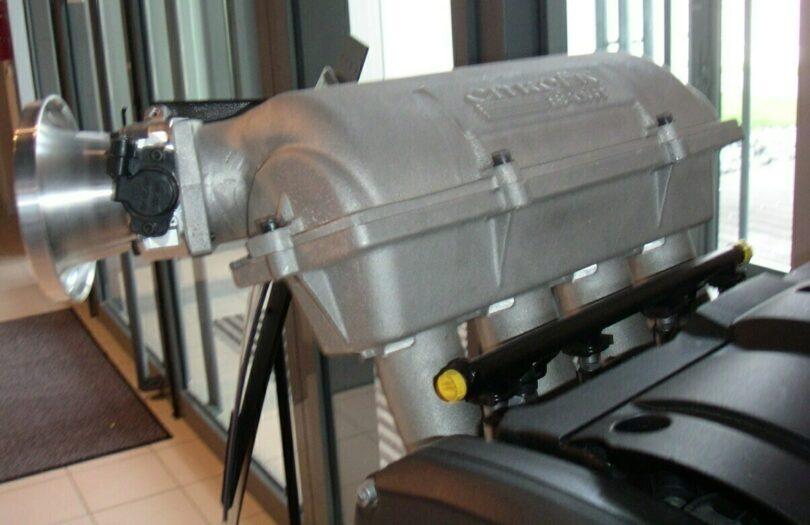 Tecnica motore collettori C2 Super visita CS