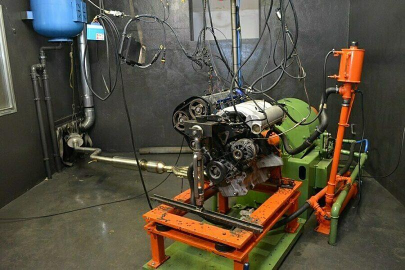 Tecnica motore elettronica mappatura XU10 J4 RS 2