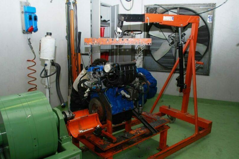 Tecnica motore ventola areazione