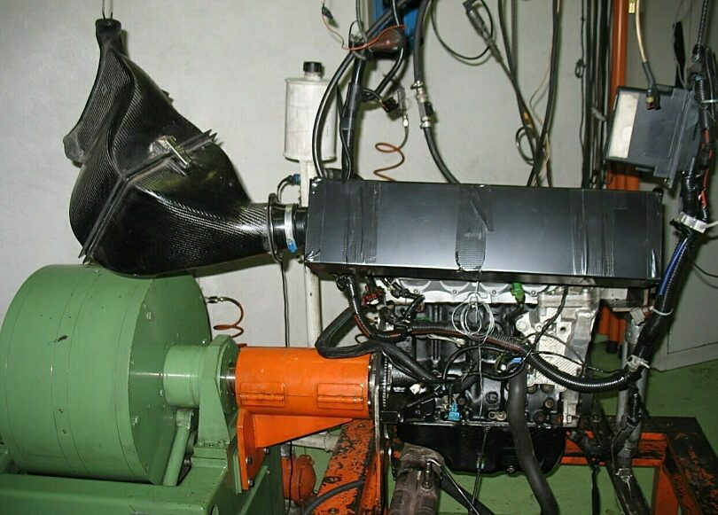 Test airbox 2 A