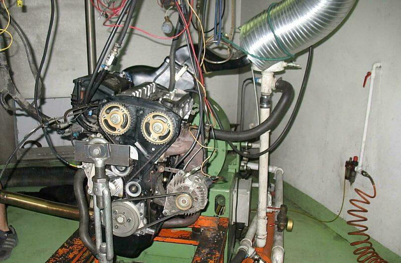 Test airbox Brozzi mono 1