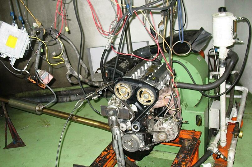 Test airbox mono Cup 1